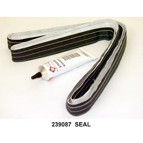 239087 Whirlpool Dryer Rear Drum Seal