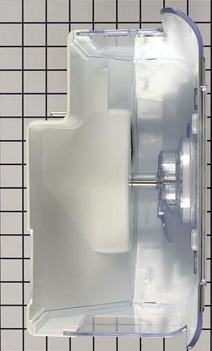 5075JA1044K LG Refrigerator Ice Dispenser Bucket