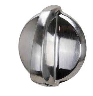 WB03T10295 General Electric Gas Range Control Knob Silver